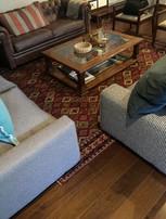 Turkish Kilim,Living Room.