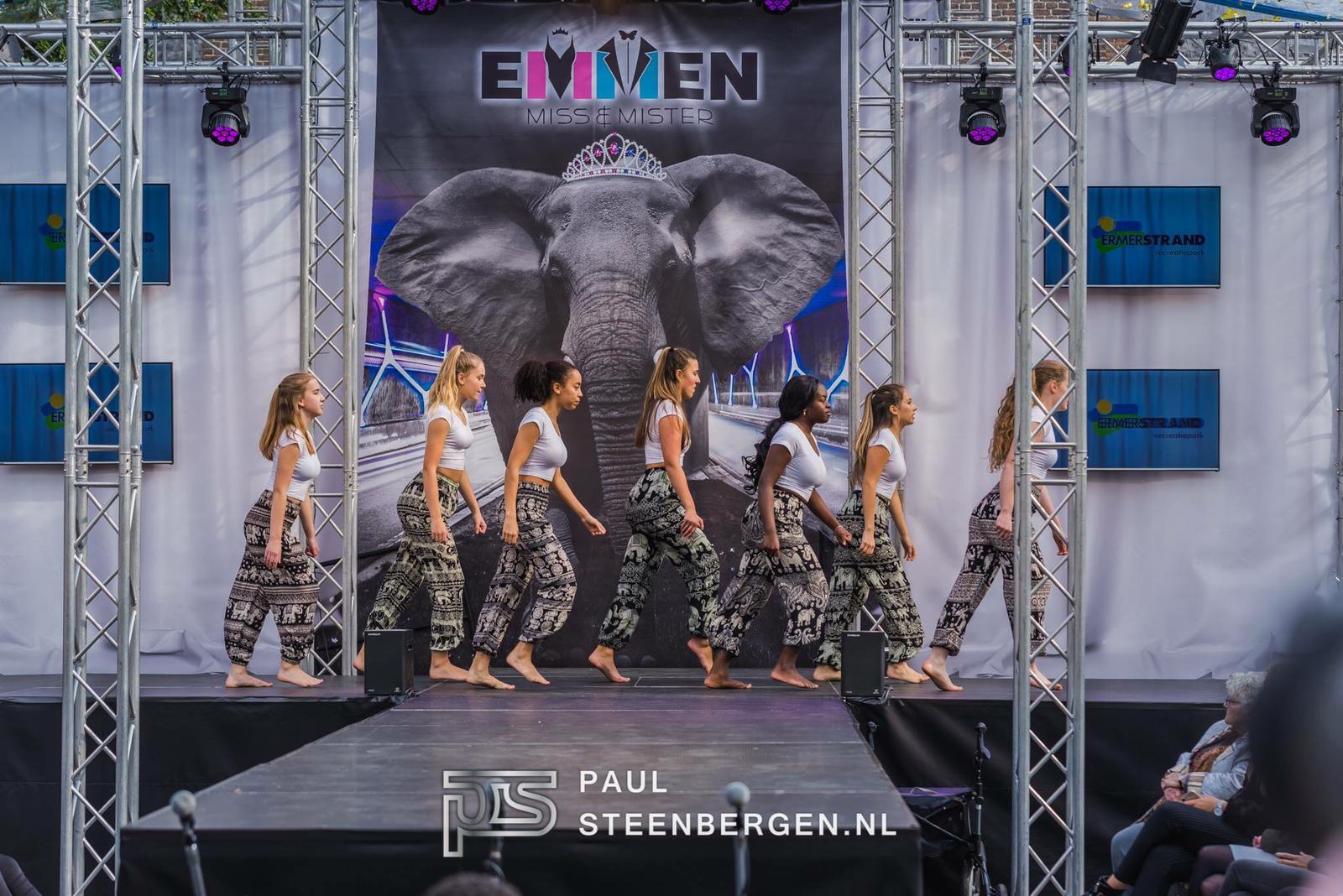 Miss Emmen optreden