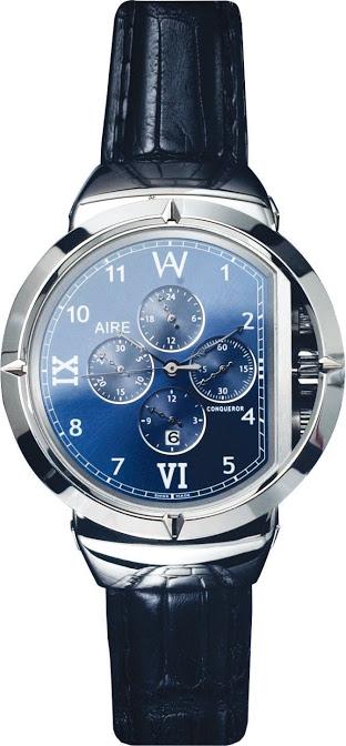 watches Aire blue_white detachable