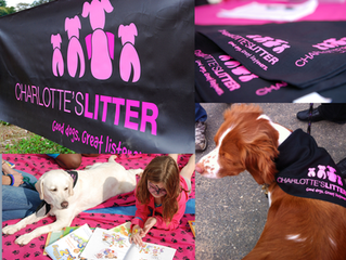 Charlotte's Litter Walk-A-Thon – A Great Success!