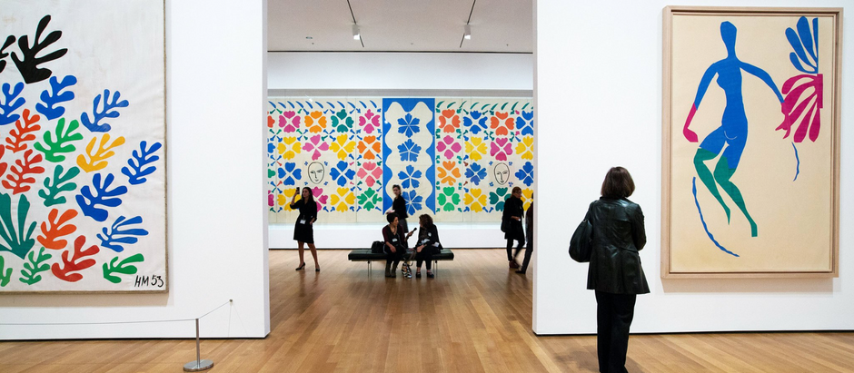 Inspired By's - Matisse Cut-Outs