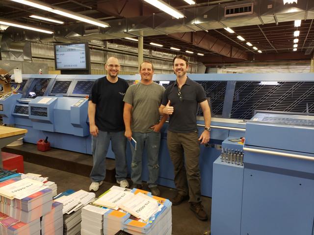 Printer Tour