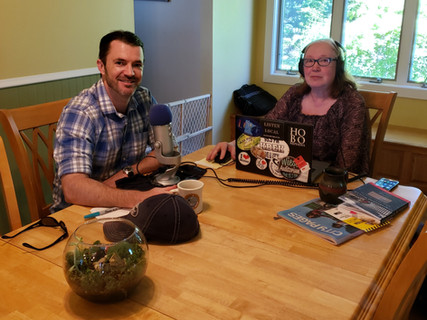Radio Interview with KBEK