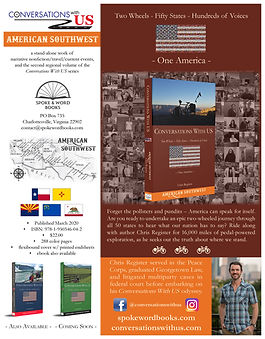 CWU v2 - American Southwest - Info Sheet