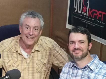 KPFT Radio Interview
