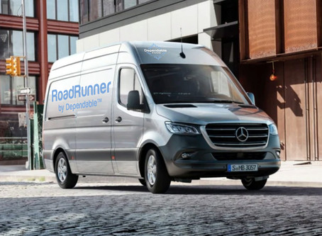 You Ring, We Bring!  Meet RoadRunner by Dependable
