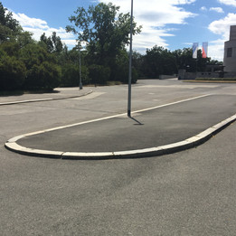 Manual sidewalk  