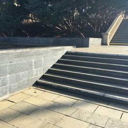 Ledge 7 stairs   