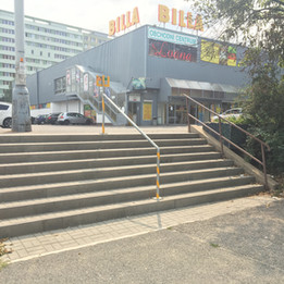 Rail 8stairs