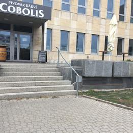 Rail7 stairs
