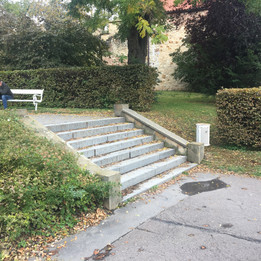 8 stairs  