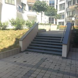 Rail 7stairs