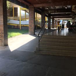 Rail 6 stairs