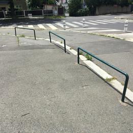 Flat rails   