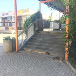 9 stairs  