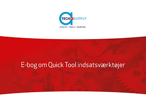 Ebog Quick Tool indsatsværktøjer