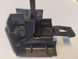 Sprøjtestøbte emne i elastomer, Spritzgu