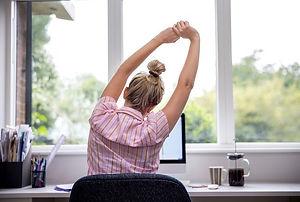 AuriaYoga Atelier de Yoga au travail et au Télétravail