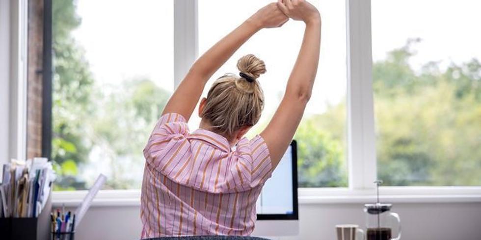 Atelier: Le Yoga au Travail et au (télé)Travail