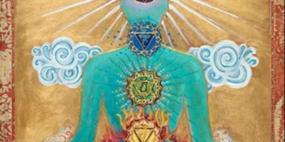 L'Éveil des Chakras - session 2 - cours 1/7