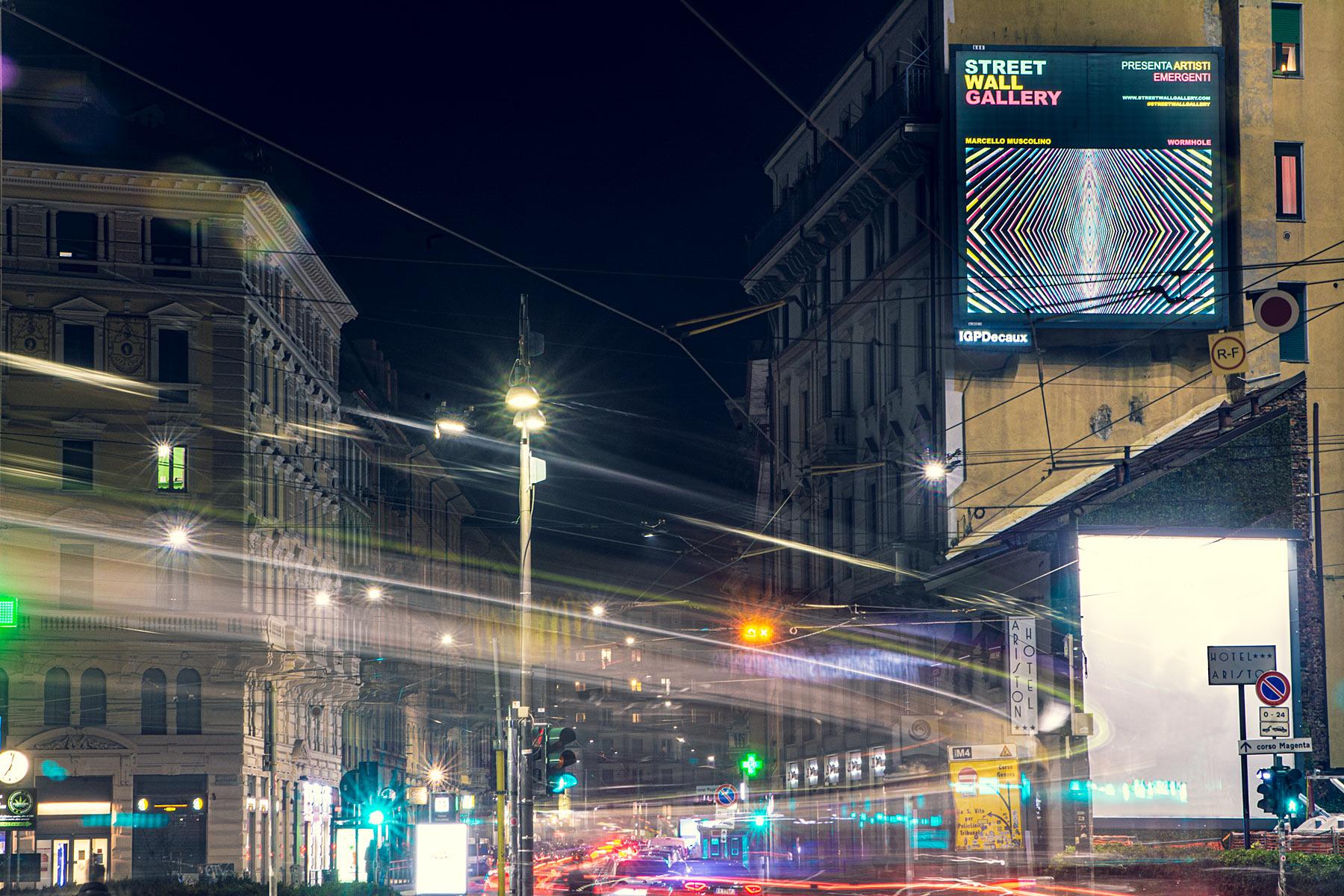Street Wall Gallery - Via-Torino