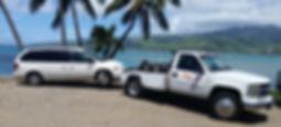 Tow truck Honolulu