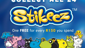 My take on the Stickeez Pick n Pay marketing campaign