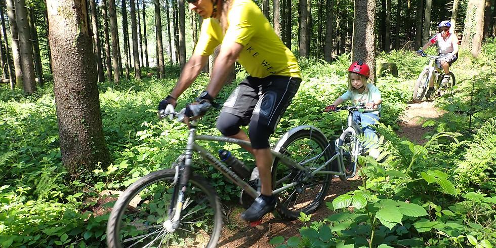 Familien Biketour Ski und Sportclub Meggen
