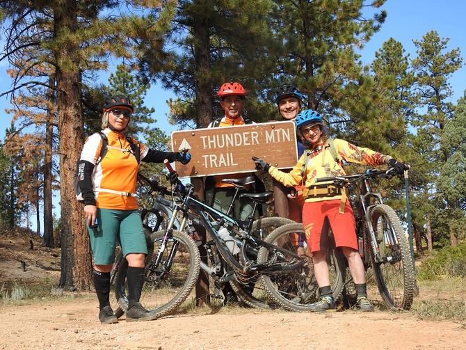 Mit bikemania tours durch die USA 1