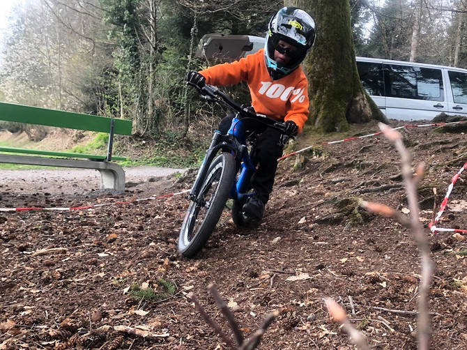Bike Fahrtechnik-Kurs                                       Ski und Sportclub Meggen