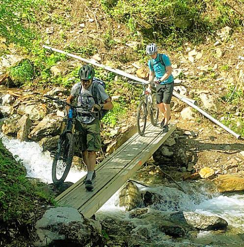 Biketour Maderanertal