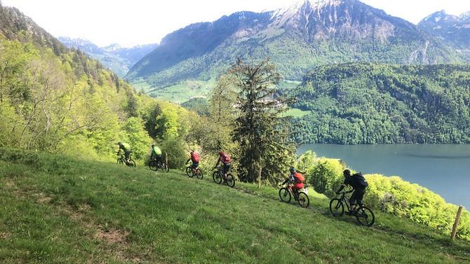 Pfingst Bikewekend Zentralschweiz Tag 2