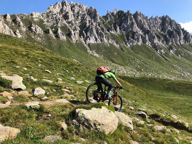 2 Tagestour Andermatt/Biasca