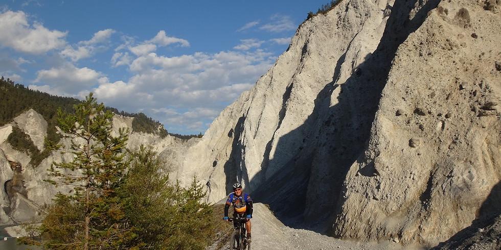 Bikeweekend Laax 1