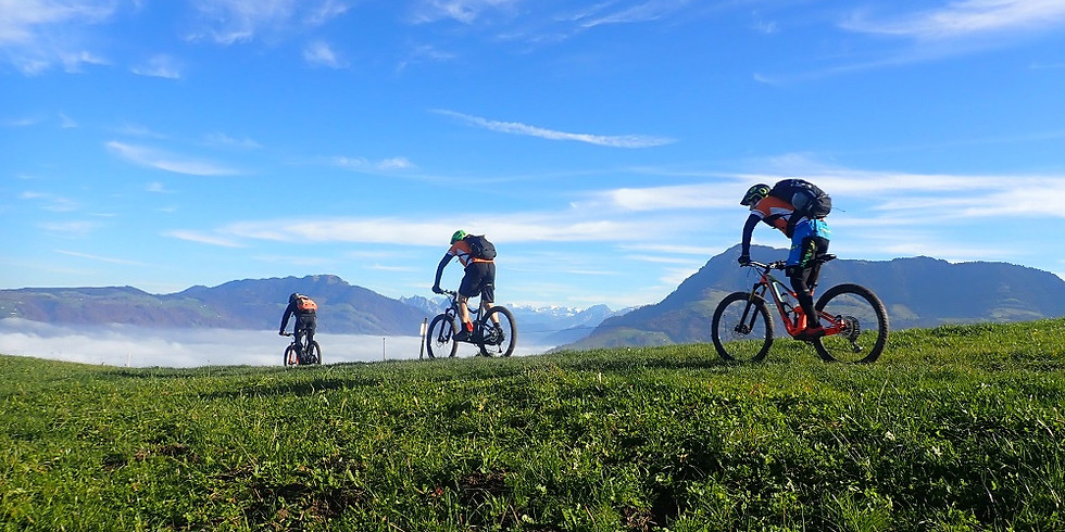 Pfingst Bikeweekend