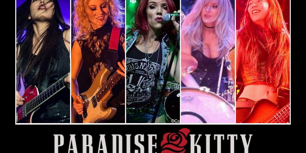 Paradise Kitty w/ The Iron Maidens