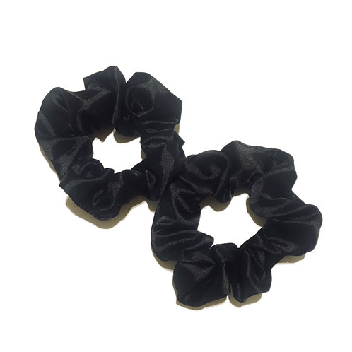 Satin Scrunchie Set (2pk)