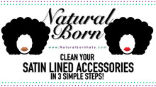 Clean Your Satin Lined Accessories in 3 Simple Steps!