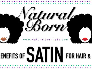 Top 5 Benefits of Satin for Hair & Scalp
