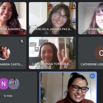 Estudiantes PACE participaron de jornada informativa sobre apoyos académicos para el 2° semestre