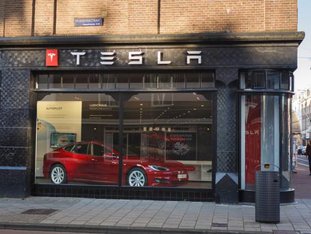 Tesla ar putea deschide un magazin fizic în România în 2020