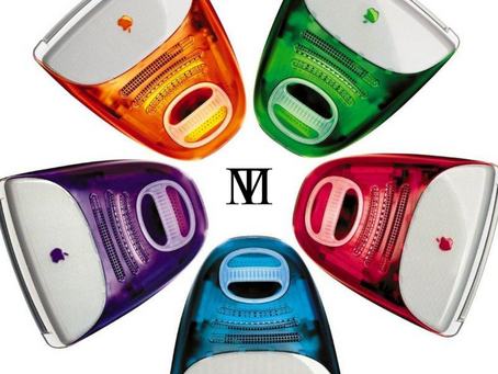 The iMac G3: A Paramount liberator