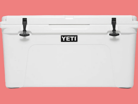 """Iceboxes Simplified - YETI """"Getting Snowy Vibes?"""""""