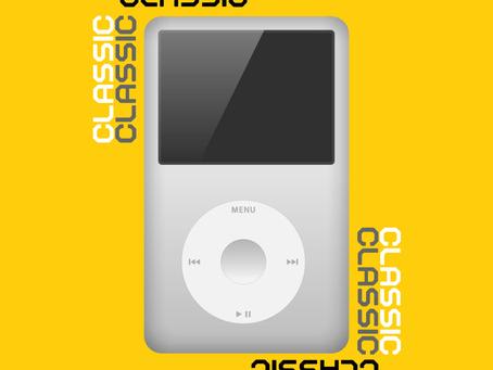 "World's First Ever iPod ""Feeling Nostalgic"""