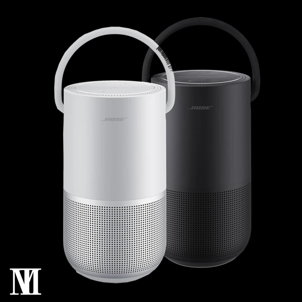 Bose home speakers: Premium portability.