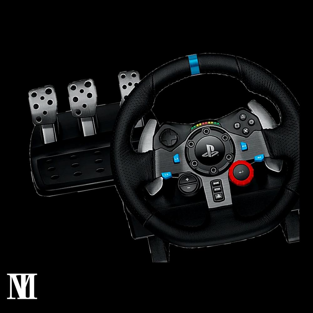 Logitech G29 Steering Wheel Kit: A must-have.