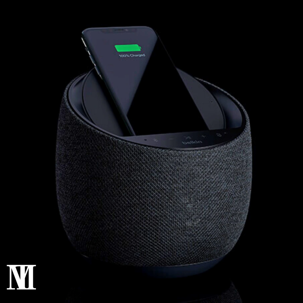 Belkin Wireless Speaker with Wireless Charging