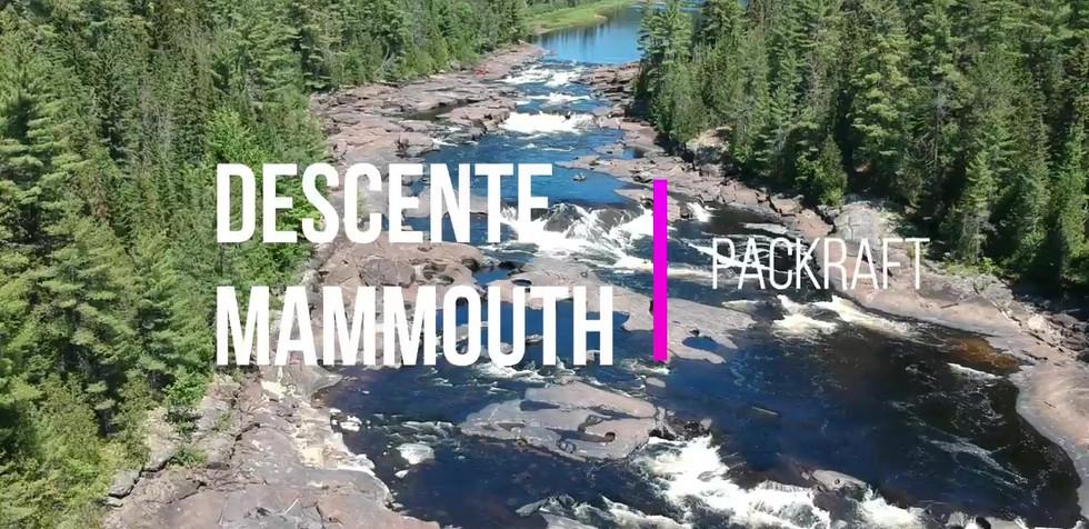 Descente mammouth-Packraft.mp4