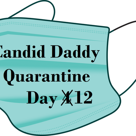 Quarantine - Day 12: positives in solitary