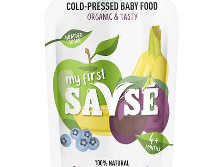 My First Savsé - Baby Food Pouches